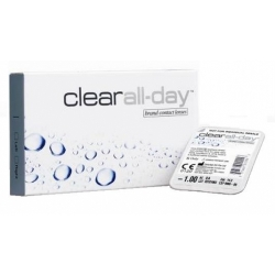 Контактные линзы Clear All Day
