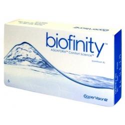 Контактные линзы Biofinity