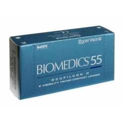 Контактные линзы Biomedics 55