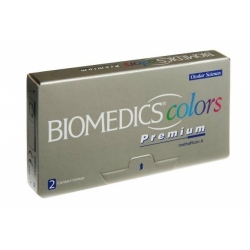 Контактные линзы Biomedics Colors Premium