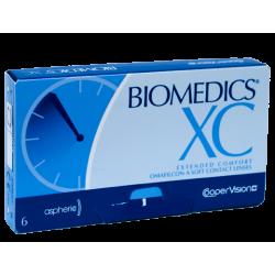 Контактные линзы Biomedics XC