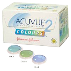 Контактные линзы Acuvue 2 Colors Enhancers