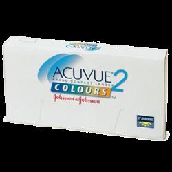 Контактные линзы Acuvue 2 Colors Opaques 6 блистеров