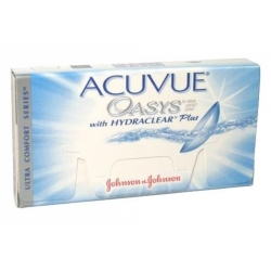Контактные линзы Acuvue Oasys with Hydraclear