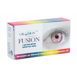 Контактные линзы Fusion