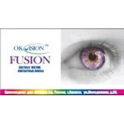 Контактные линзы  Fusion Fancy (crazy)