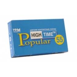 Контактные линзы High Time 55 UV popular