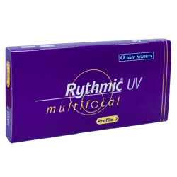 Контактные линзы Rythmic Multifocal 73