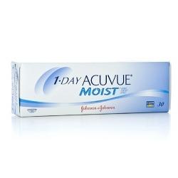Контактные линзы 1-Day Acuvue Moist 30