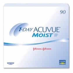 1-Day Acuvue Moist 90 контактные линзы